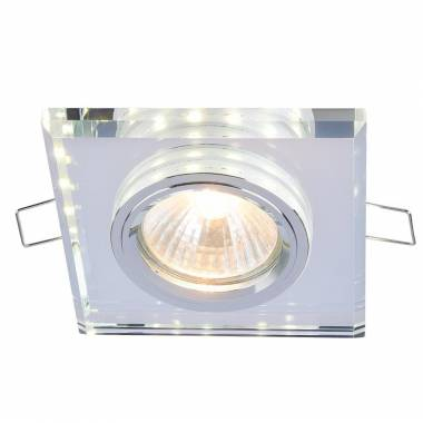 Точечный светильник Maytoni DL288-2-3W-W Metal