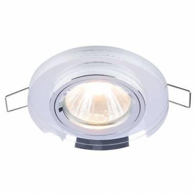 Точечный светильник Maytoni DL289-2-01-W Metal