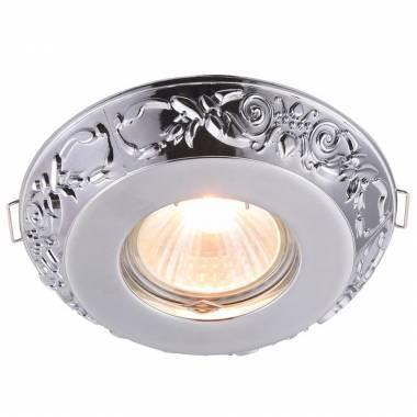Точечный светильник Maytoni DL300-2-01-CH Metal