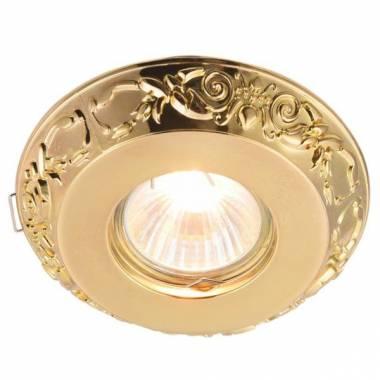 Точечный светильник Maytoni DL300-2-01-G Metal