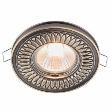 Точечный светильник Maytoni DL301-2-01-BS Metal