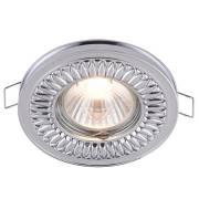 Точечный светильник Metal Maytoni DL301-2-01-CH