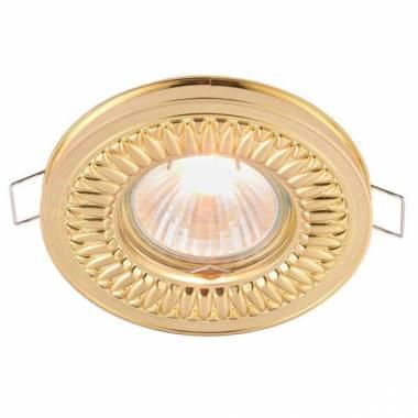 Точечный светильник Maytoni DL301-2-01-G Metal