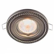 Точечный светильник Metal Maytoni DL302-2-01-BS