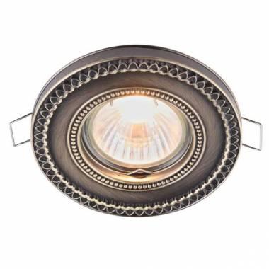 Точечный светильник Maytoni DL302-2-01-BS Metal