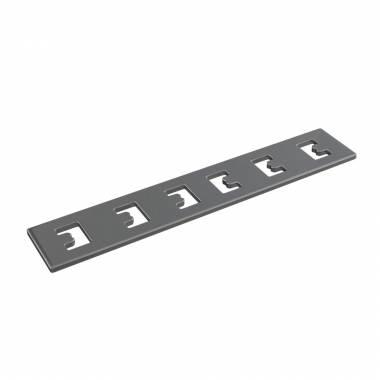 Прямой коннектор для встраиваемого магнитного шинопровода Maytoni(Accessories for tracks) TRA004C-222S