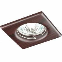 Точечный светильник Wood Novotech 369718