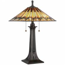 Настольная лампа ALCOTT Quoizel QZ/ALCOTT/TL