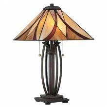 Настольная лампа ASHEVILLE Quoizel QZ/ASHEVILLE/TL
