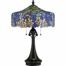 Настольная лампа COBALT Quoizel QZ/COBALT/TL