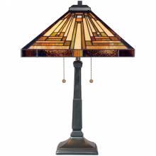 Настольная лампа STEPHEN Quoizel QZ/STEPHEN/TL