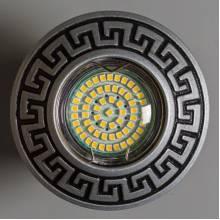 Точечный светильник Серебро SvDecor SV 7162 ASL