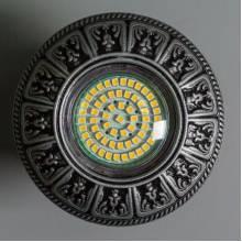 Точечный светильник Серебро SvDecor SV 7189 ASL