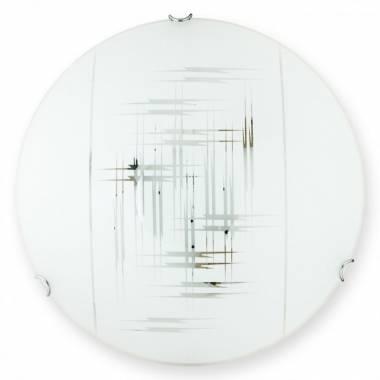 Настенно-потолочный светильник Toplight TL9154Y-03WH ZIER